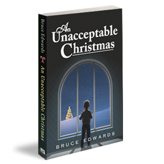 An Unacceptable Christmas Cover